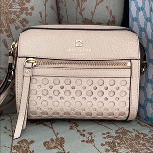 Kate Spade crossbody shoulder cream bag